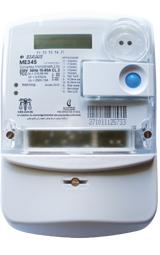 شراء Compteur Electronique Monophasé Domestique: ME345