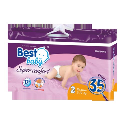 شراء حفاظات للأطفال BEST BABY