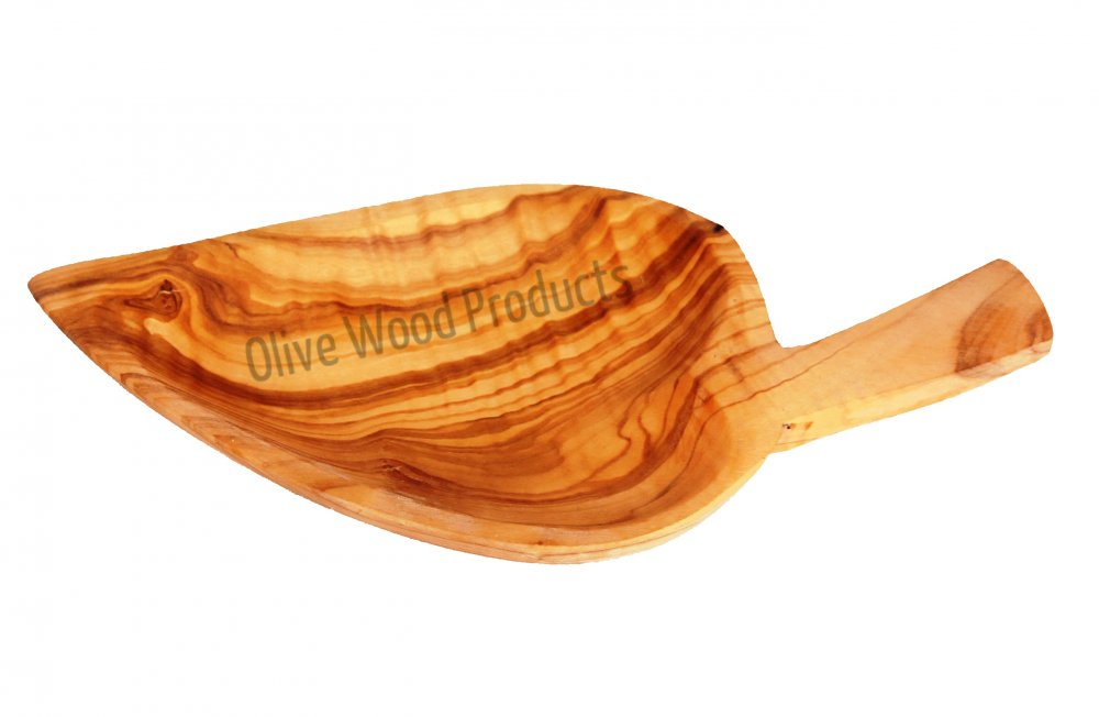 شراء Leaf dish olive wood