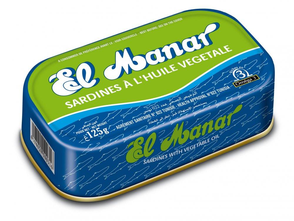 شراء Vegetable Oil Sardine