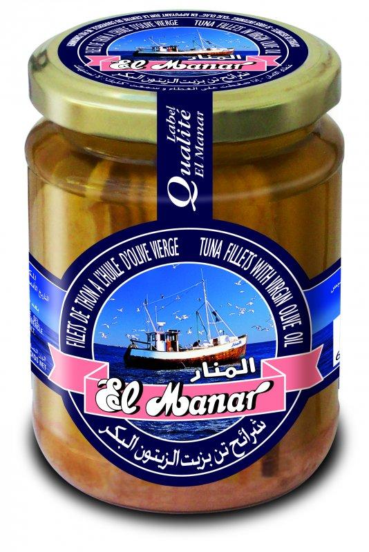 شراء Tuna fillets with virgin olive oil