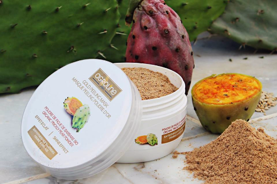 شراء Organic Prickly Pear Seeds Powder