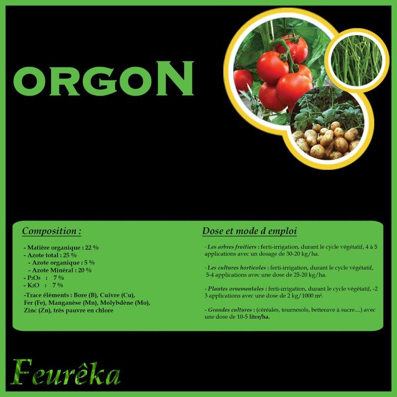 شراء OrgoN