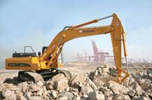 شراء Excavatrice (FR220-7)