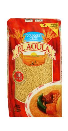 شراء Couscous El Aoula Gros 1kg