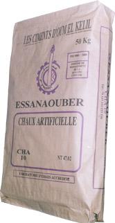 شراء Chaux Hydraulique Artificielle