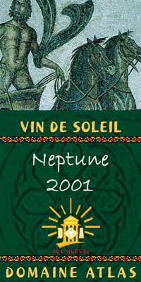 شراء Vin blanc Neptune 2007