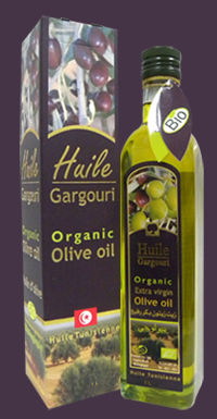 Huile d'olive Vierge Extra Bio
