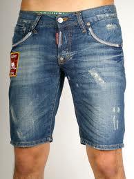 شراء Short en jean