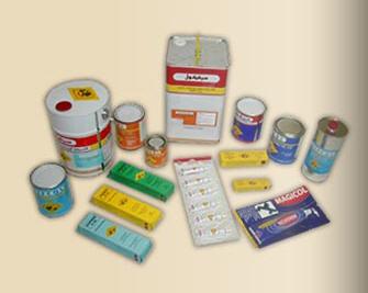 شراء Colle a base de solvants organiques