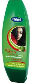 شراء Après Shampooing NIHEL Hair Repair à l'huile d'olive