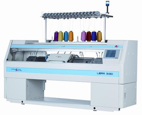 شراء Machines de tricotage rectiligne STEIGER (Libra 3.130)