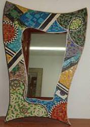شراء Mosaïque miroirs