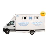 Unité médicale mobile