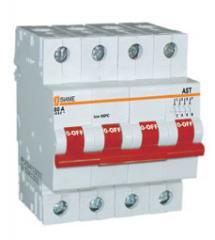 Interrupteur 40-63-80-100 A