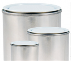 Cans made of non-ferrous metals