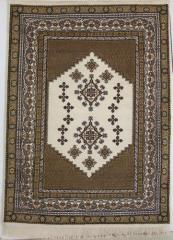 Natural wool carpet