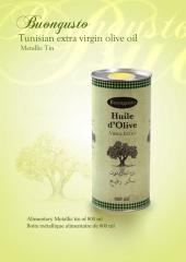 BUONGUSTO HUILE D'OLIVE VIERGE EXTRA 800 ml