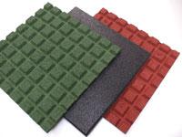 Rubber coatings (cobbles)