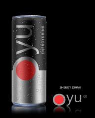 OYU energy drink