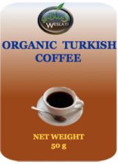 Organic Turkish Coffee-Plain-
