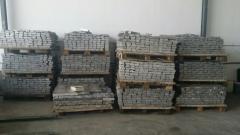 Ingot aluminium