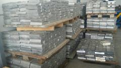 Ingots aluminium
