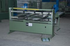 Covering mattress machine BA-S CM100