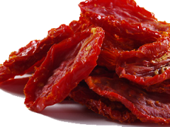 Dried tomatoes