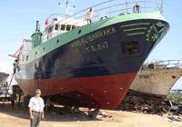 Trawler- fisheries