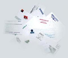 Les enveloppes et pochettes