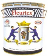 Peinture à l'eau  (Super Fleurtex)