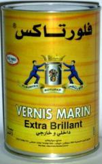 Vernis pour intérieur pour bois(Vernis Marin)