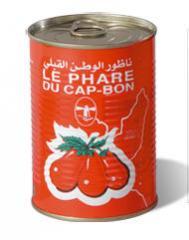 Double consentré de tomate