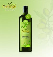 Organic olive oil(Carthago)