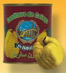 Confiture Coings