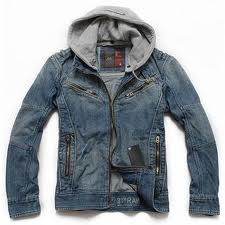 Vestes en denim