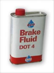 Liquide de frein DOT 4