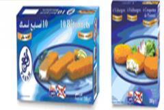 Produits semi-finis du poisson