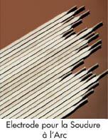 Les électrodes de soudure