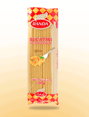 Pâtes Longues(Bucatini)