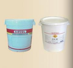 Adhesive for corrugated board