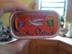 Filet Sardine Sidi Daoud