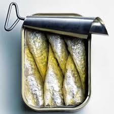 Conserves de poissons