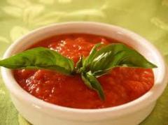 Sauce de tomate