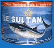 Thon en Conserve Le Sultan