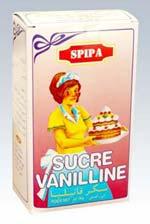 Sucre vanilline