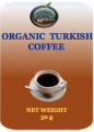 Organic Turkish Coffee-Plain-