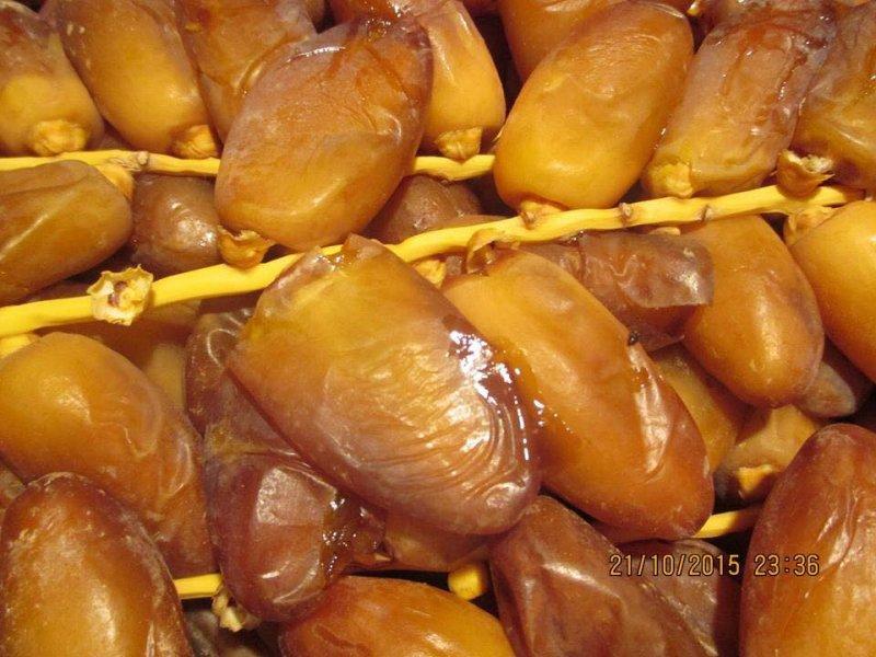 Tasty tunisian fruits, توزر